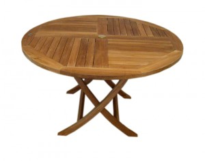 FI-013 Round Folding Table 120cm