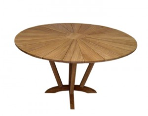 FI-086B Curved Round  Sun Table 130cm
