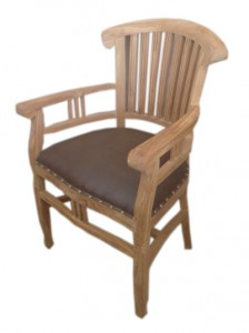 FAC-006 Ivy arm chair with oscar seat