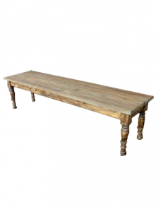 FDC-007 Conical bench 180x45x45cm (1)