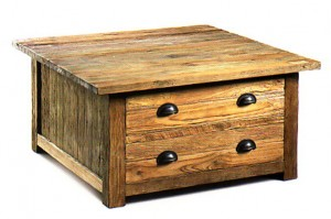 CF-36 Coffee table 4drw 80x120x50cm
