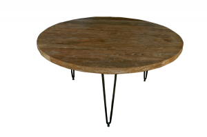 FCT-013 Rond coffee table 90cm H.47cm